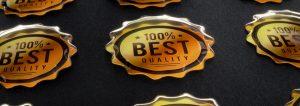 Best Quality 3D Etiketten